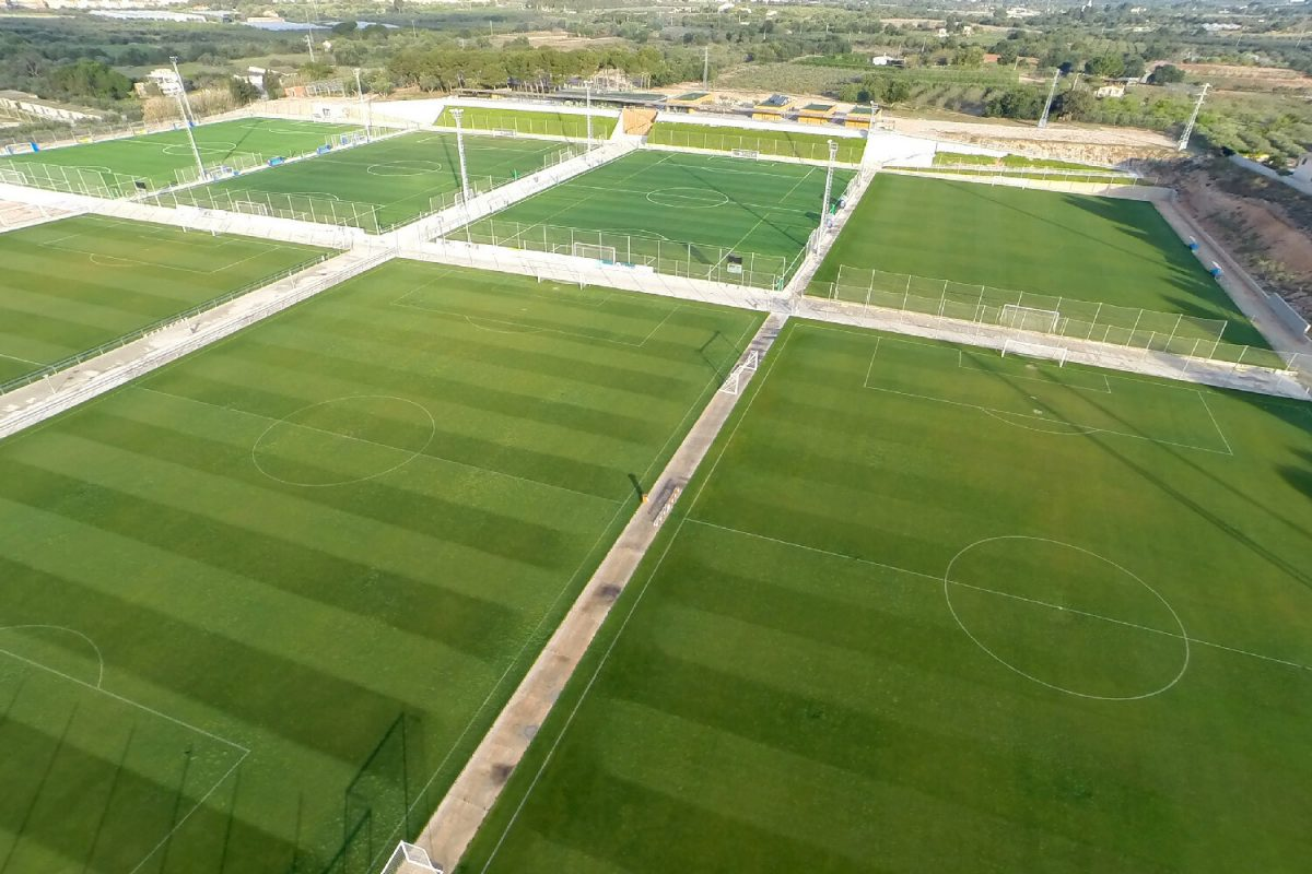 Fussballturniere_Spanien_Spielfelder_Salou_Copa-Daurada